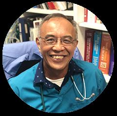 Dr. Diman T. Felipe, DVM